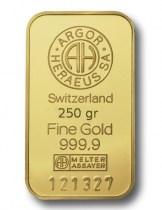 Investi in lingotti d'oro